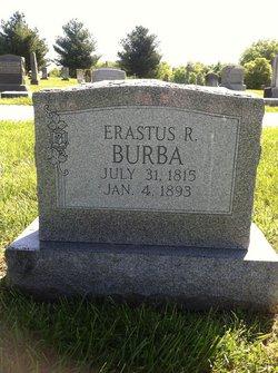 Erastus R Burba