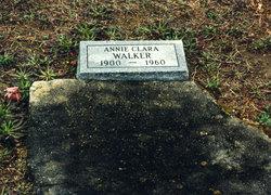 Annie Clara Walker