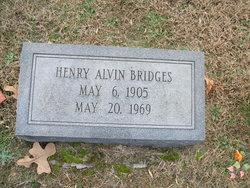 Henry Alvin Bridges