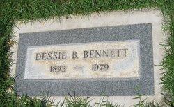 Dessie Bernice <i>McCue</i> Bennett