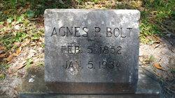 Agnes P. Bolt