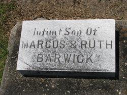Infant Barwick