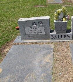 Craig E Ballew
