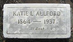Katherine L. Katie <i>Bogle</i> Alford