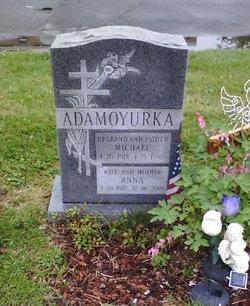 Anna <i>Danko</i> Adamoyurka