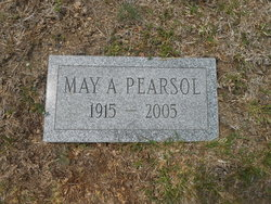 May A Pearsol
