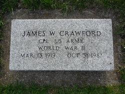 James W Crawford