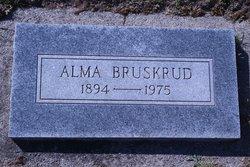 Alma Bruskrud