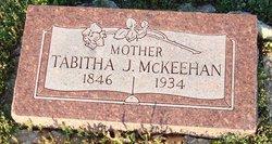 Tabitha Josephine Tabby <i>Walters</i> McKeehan