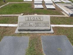 Martha <i>Gordon</i> Sloan