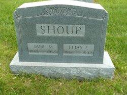 Jane M. <i>Mcelhaney</i> Shoup