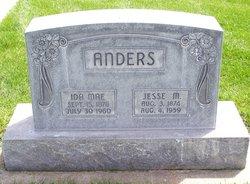 Ida Mae <i>Henry</i> Anders