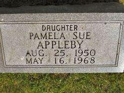 Pamela Sue Appleby