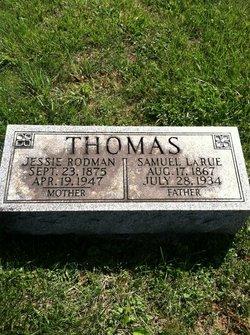 Samuel LaRue Thomas