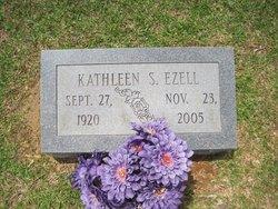 Kathleen <i>Spencer</i> Ezell