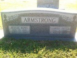 Jessie Nadine <i>Rowe</i> Armstrong