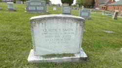 Claude F Smith