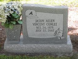 Jason Allen <i>Vincent</i> Conlee
