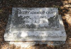 Dorothy Adamson