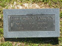 Felix Owen Baldwin