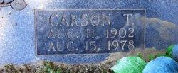 Carson Tilton Anthony