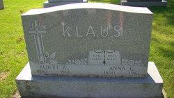 Anna C <i>Suever</i> Klaus