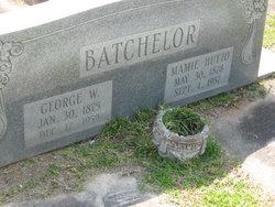 Mary Iola Mamie <i>Hutto</i> Batchelor