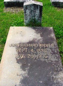 Corp John Richard Wicker