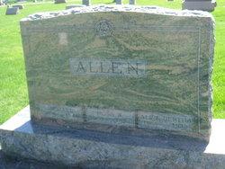 Alice Bertha <i>Wharton</i> Allen