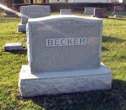 Ida Charlotte <i>Moehling</i> Becker