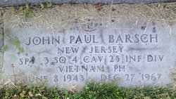 Spec John P. Barsch