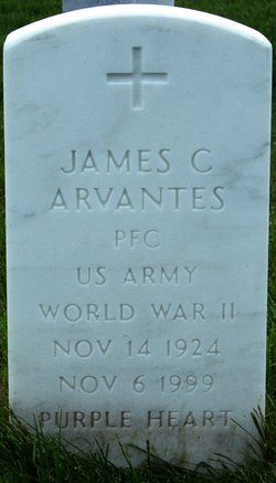 James C Arvantes