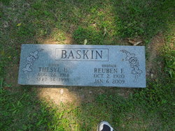 Thesyl U. Baskin