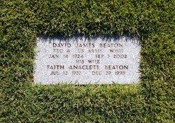 Faith Anaclete Beaton