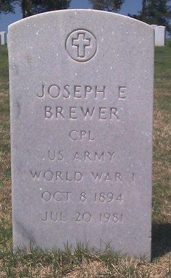 Joseph Edgar Brewer
