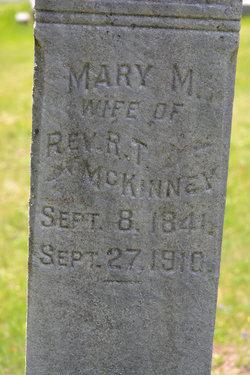 Mary M McKinney
