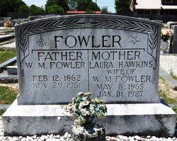 W M Fowler