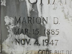 Marion Dykes Chandler