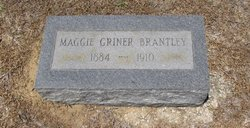 Maggie <i>Griner</i> Brantley