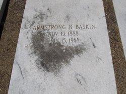 Armstrong B. Baskin