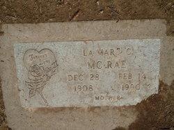 Marjorie Cecilia La Marj <i>Cooper</i> McRae