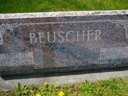 Emma H. <i>Liebau</i> Beuscher