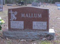 Harold L. Mallum