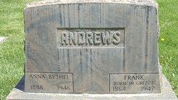 Anna <i>Bethel</i> Andrews