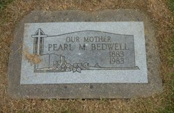 Pearl May <i>Odell</i> Bedwell