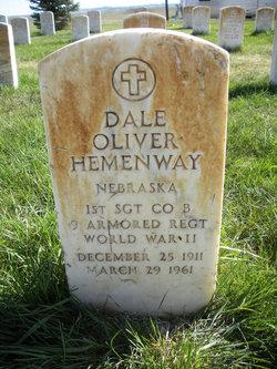 Dale Oliver Hemenway