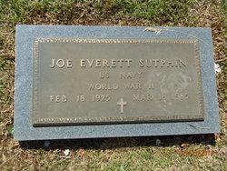 Joe Everett Sutphin