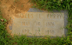 Marcus L Curry