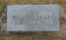 Clarence H Bailey