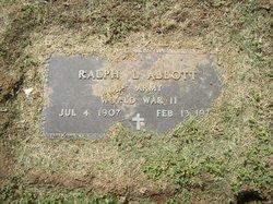 Pvt Ralph L. Abbott